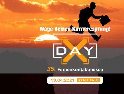 35. X-DAY – Nachbericht